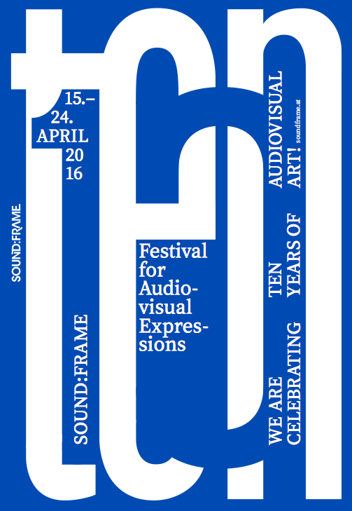 Soundframe Festival Dandario Poster